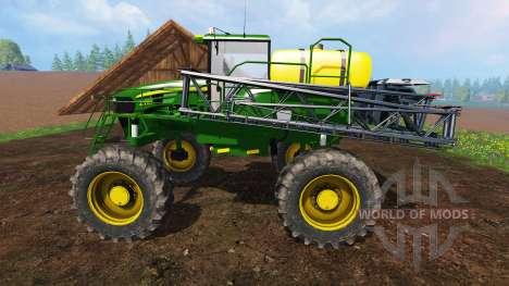 John Deere 4730 Sprayer v2.5 pour Farming Simulator 2015