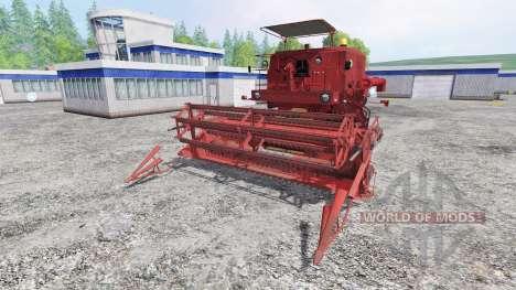 Bizon Z056 [beta] für Farming Simulator 2015
