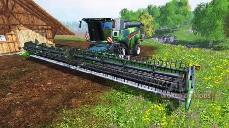 New Holland CR10.90 [hardcore] v2.0 für Farming Simulator 2015