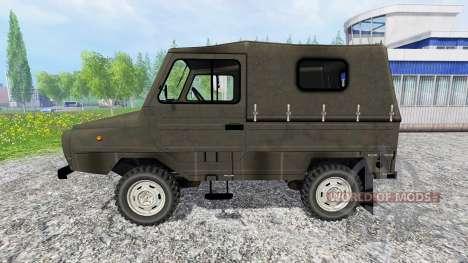 LuAZ-M für Farming Simulator 2015
