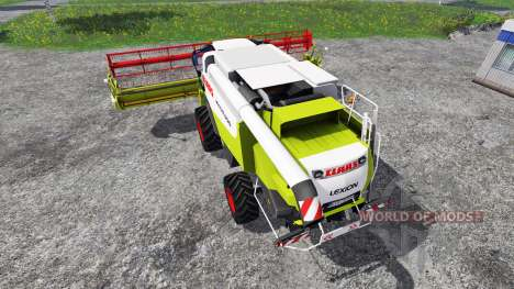 CLAAS Lexion 600 pour Farming Simulator 2015