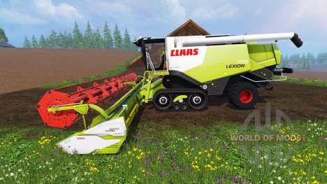 CLAAS Lexion 770TT v1.2 für Farming Simulator 2015