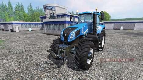 New Holland T8.435 v2.0 pour Farming Simulator 2015