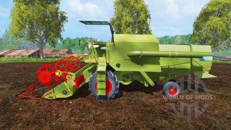 CLAAS Consul v1.1 pour Farming Simulator 2015