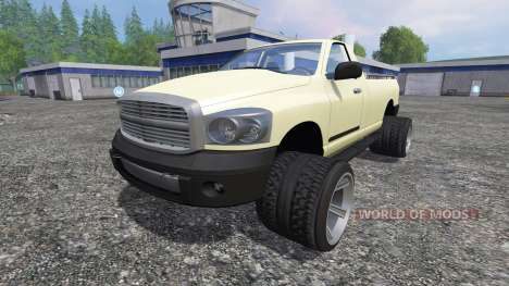 PickUp [weekend truck] v1.1 für Farming Simulator 2015