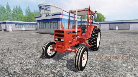 Renault 751 für Farming Simulator 2015