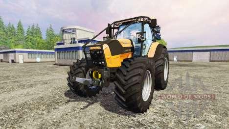 Deutz-Fahr Agrotron 7250 TTV [forestry] pour Farming Simulator 2015