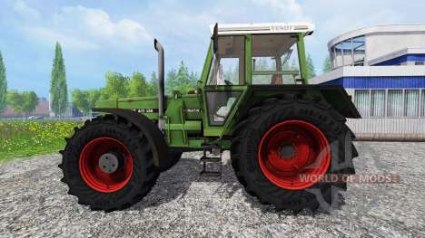 Fendt Favorit 611 LSA v2.1 für Farming Simulator 2015