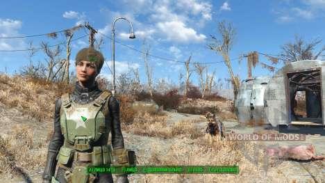 Hack pour modifier l'apparence pour Fallout 4