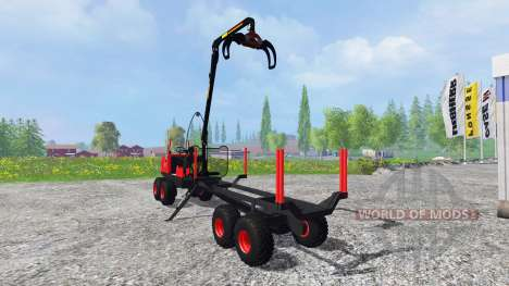 Alstor 8x8 v1.1 für Farming Simulator 2015