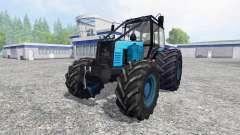 MTZ-1221 Bélarus [le nouveau moteur]