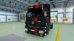 Mercedes-Benz Axor v2.0 pour Euro Truck Simulator 2
