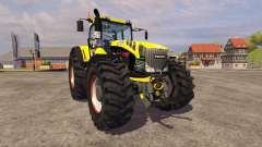 Fendt 939 Vario [yellow bull] für Farming Simulator 2013