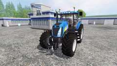 New Holland T8020 v4.0