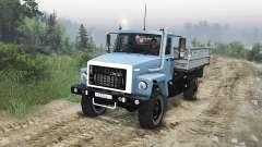 GAZ-3306 [23.10.15] für Spin Tires