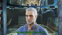 Geralt de Rivia pour Fallout 4
