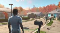 Déverrouiller les portes de la maison avant la guerre pour Fallout 4