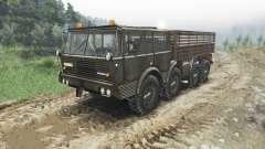 Tatra 813 KOLOS für Spin Tires