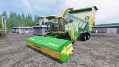 Krone Big X 650 Cargo v1.0