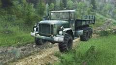 AM General M35A3 1993 [08.11.15] pour Spin Tires