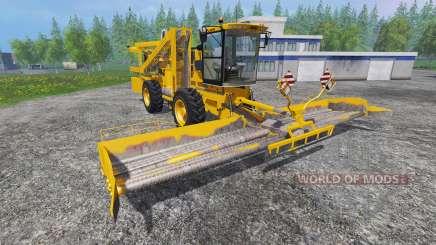 ROPA euro-Maus 3 für Farming Simulator 2015