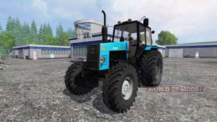 MTZ Belarus V für Farming Simulator 2015