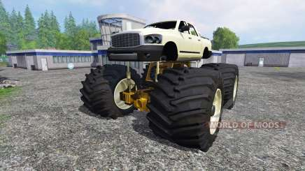 PickUp Monster Truck [super diesel] pour Farming Simulator 2015