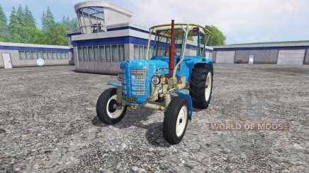 Zetor 4011 v0.2 für Farming Simulator 2015