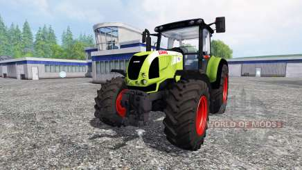 CLAAS Arion 620 pour Farming Simulator 2015