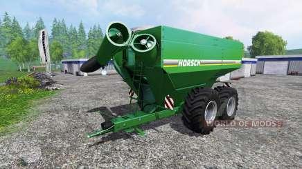 Horsch Titan 44 UW pour Farming Simulator 2015