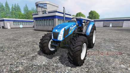 New Holland T4.75 [no roof] für Farming Simulator 2015