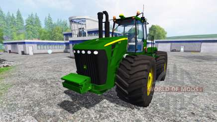 John Deere 9630 v2.0 [selectable wheels] für Farming Simulator 2015