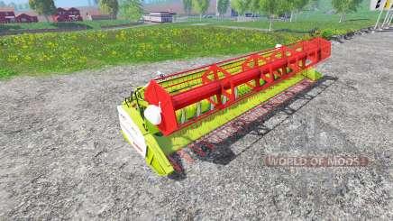 CLAAS Vario 900 pour Farming Simulator 2015
