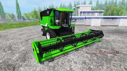 Deutz-Fahr 6095 HTS v2.0 pour Farming Simulator 2015