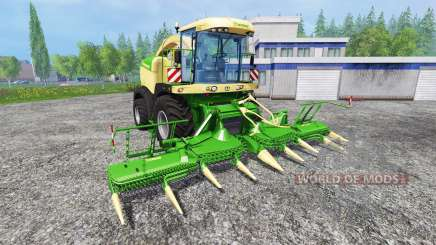 Krone Big X 580 v1.0 pour Farming Simulator 2015