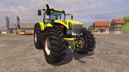 Fendt 939 Vario [yellow bull] für Farming Simulator 2013