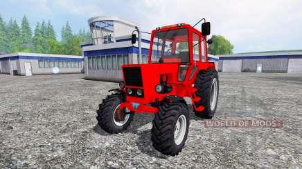 MTZ-E pour Farming Simulator 2015