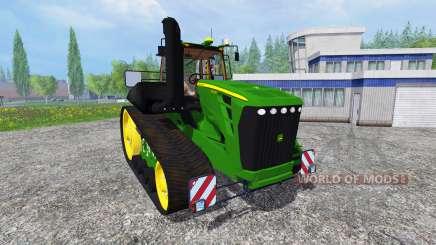 John Deere 9630T v2.0 für Farming Simulator 2015