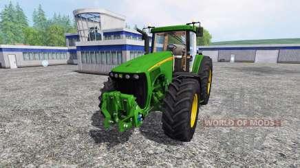 John Deere 8220 für Farming Simulator 2015