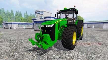 John Deere 8370R v0.85 für Farming Simulator 2015