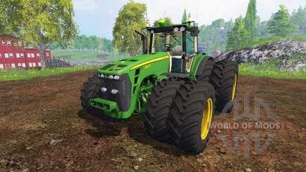 John Deere 8530 [EU] v3.0 pour Farming Simulator 2015