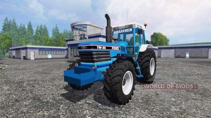 Ford TW 35 pour Farming Simulator 2015
