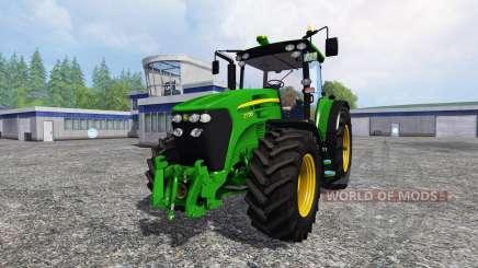 John Deere 7730 [new gear] pour Farming Simulator 2015