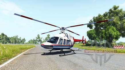 Bell 407 v1.01 für BeamNG Drive