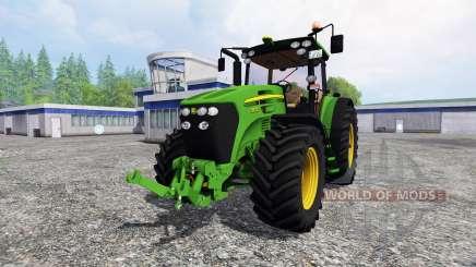 John Deere 7930 v3.5 pour Farming Simulator 2015