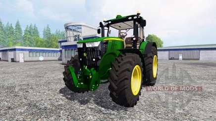 John Deere 7310R pour Farming Simulator 2015