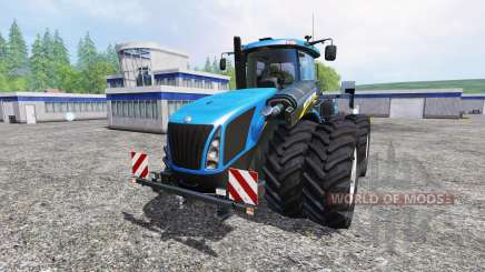 New Holland T9.560 DuelWheel v3.0.1 pour Farming Simulator 2015