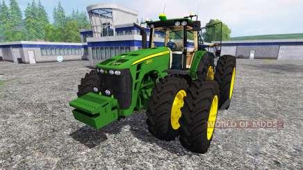 John Deere 8530 [USA] pour Farming Simulator 2015