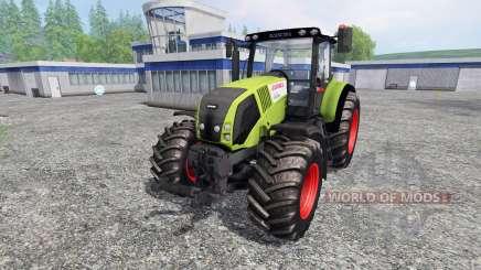CLAAS Axion 830 pour Farming Simulator 2015