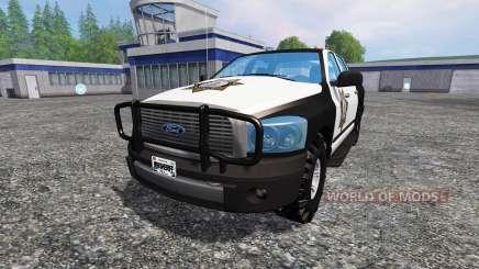 PickUp Sheriff pour Farming Simulator 2015